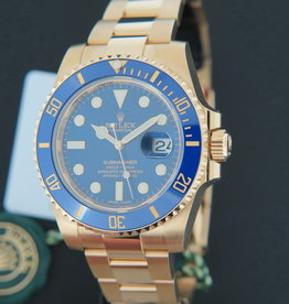 Rolex  Submariner Date Yellow Gold NEW 116618LB