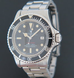 Rolex  Submariner Date 1680 Red Writing