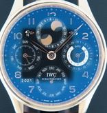 IWC IWC Portuguese Perpetual Calendar Rose Gold IW503202