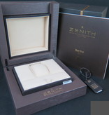Zenith Zenith Box and booklet