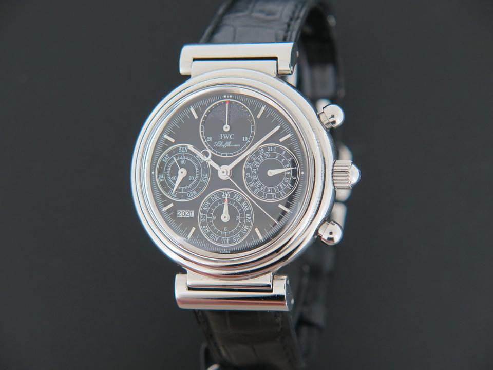 IWC IWC Da Vinci Perpetual Calendar Chronograph IW375030