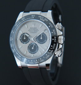 Rolex  Daytona White Gold Steel/Black Dial NEW 116519LN
