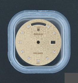 Rolex  Day-Date Jubilee Diamond Dial