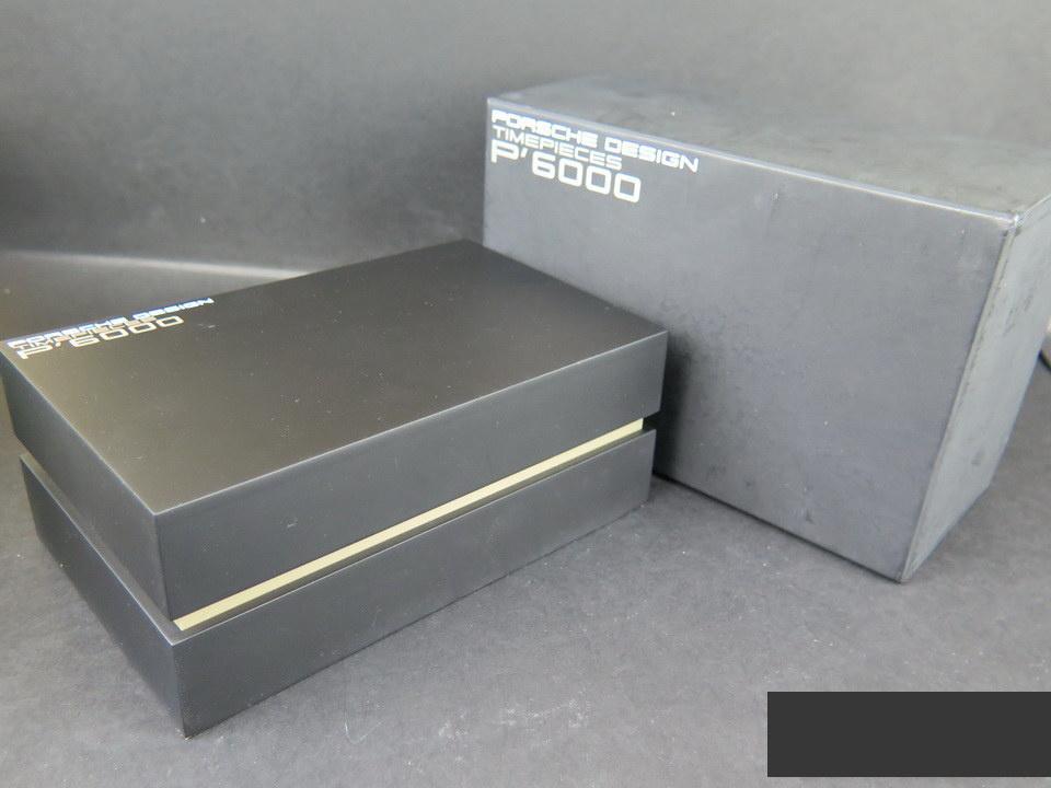 Porsche Design Porsche Design P6000 Box