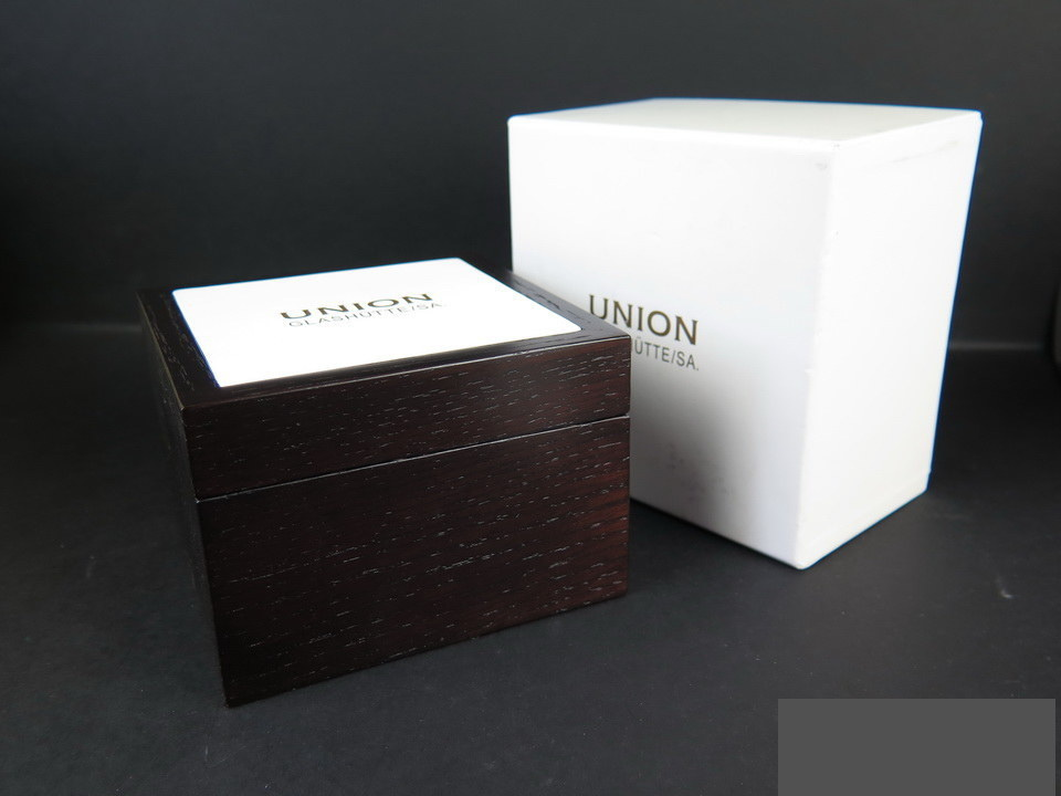 Union Glashütte Union Glashütte box set
