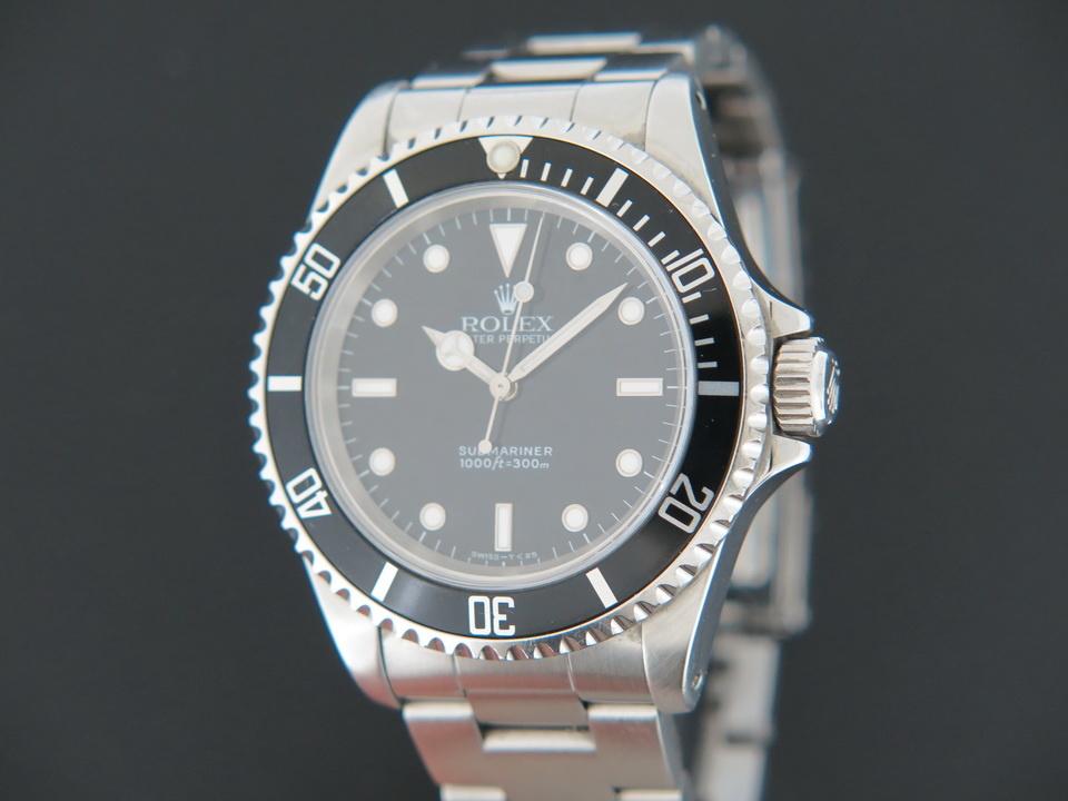Rolex  Rolex Submariner No Date 14060