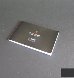 Tudor Watches Booklets