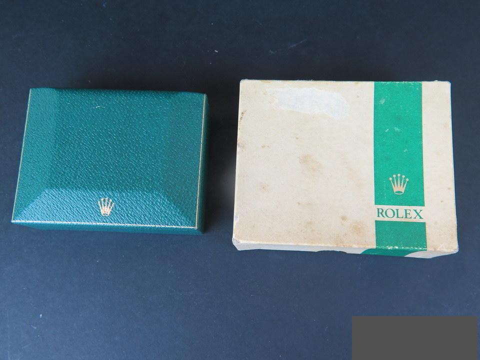 Rolex  Rolex Box set vintage