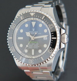 Rolex  Sea-Dweller Deepsea D-Blue James Cameron 126660