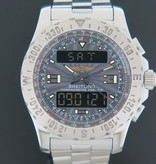 Breitling Breitling Airwolf Grey Dial A78363