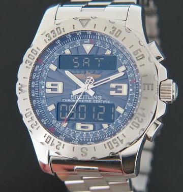 Breitling Airwolf Grey Dial A78363