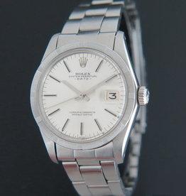 Rolex  Date Silver Dial 1501