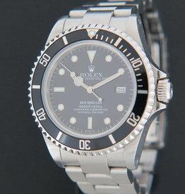 Rolex  Sea-Dweller 16600 'Swiss Only'