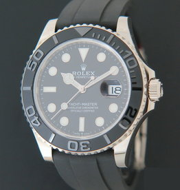 Rolex  Yacht-Master White Gold Oysterflex 42MM NEW 226659