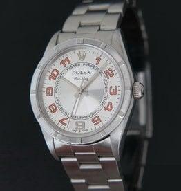 Rolex  Air-King Silver Dial 14010