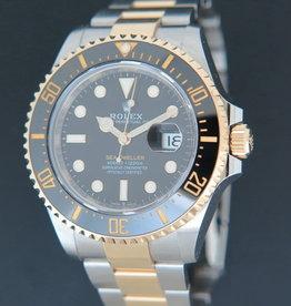 Rolex  Sea-Dweller 43mm Gold/Steel 126603
