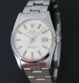 Rolex  Date Silver Dial 15000