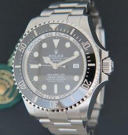 Rolex  Sea-Dweller Deepsea 126660 Black Dial