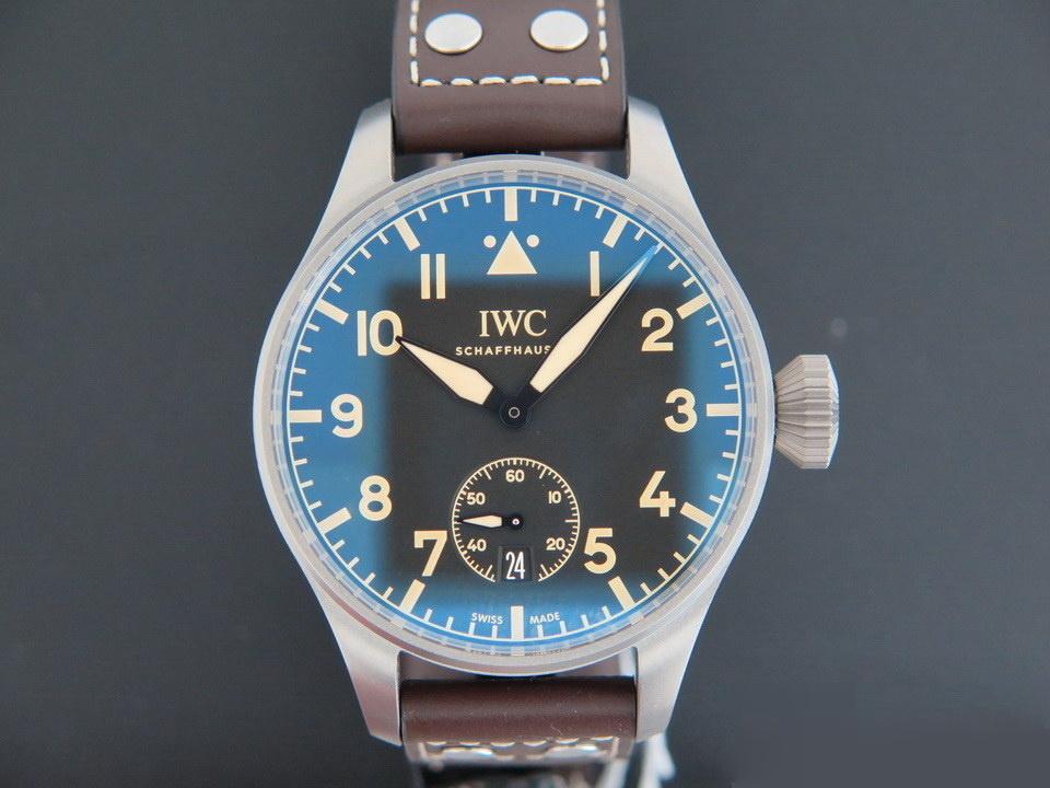 IWC IWC Big Pilot Heritage Titanium NEW IW510301