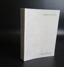 Jaeger-LeCoultre Operating Instructions Manual  Master Control
