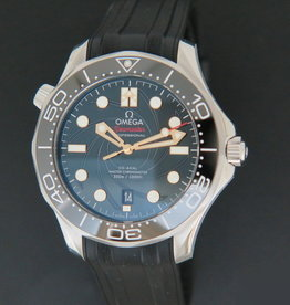 Omega Seamaster Diver 300M James Bond Limited NEW 210.22.42.20.01.004