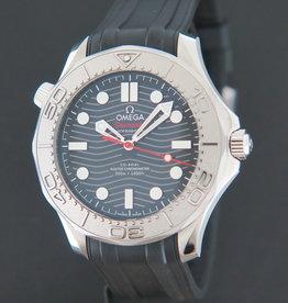 Omega Seamaster Diver 300M Nekton Edition Co‑Axial Master Chronometer