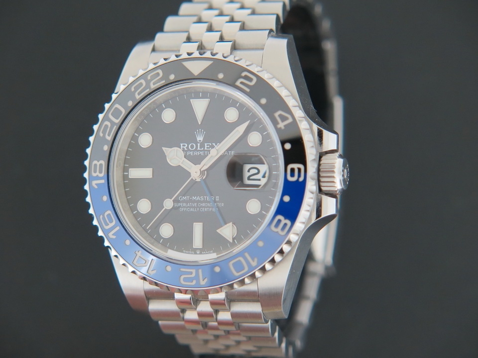 Rolex  Rolex GMT-Master II BLNR 126710BLNR