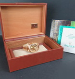 Rolex  Rolex Day-Date Yellow Gold Champagne Diamond Dial 18238