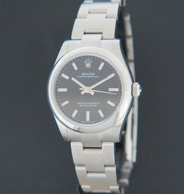 Rolex  Oyster Perpetual 31 Black Dial 277200 NEW