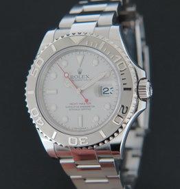 Rolex  Yacht-Master Platinum Dial 116622