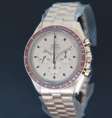 Omega Speedmaster Moonwatch Anniversary Limited Series 31060425099001 NEW