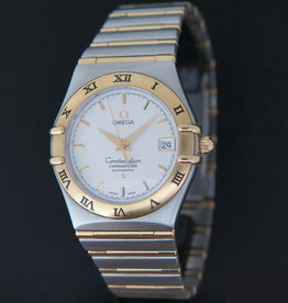 Omega Constellation Gold/Steel Full Bar Automatic