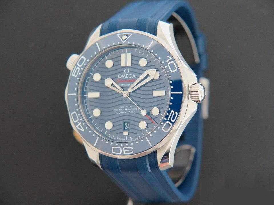 Omega Omega Seamaster Diver 300M Co‑Axial Master Chronometer NEW 21032422003001