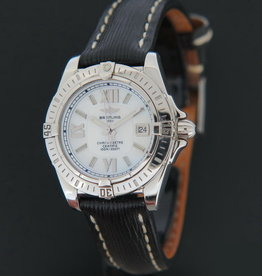 Breitling Galactic 32 Cockpit Lady MOP Dial