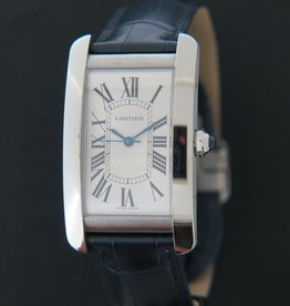 Cartier Tank Americaine Large WSTA0018 NEW