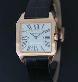 Cartier Santos Dumont Rose Gold MM 2788