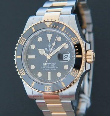 Rolex  Submariner Gold/Steel 126613LN NEW