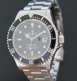 Rolex  Submariner Date ''Swiss Only'' 16610