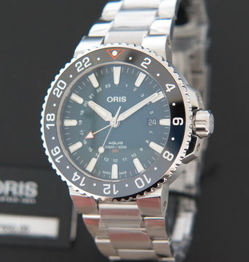 Oris Aquis Whale Shark Limited Edition NEW 01 798 7754 4175