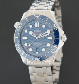 Omega Seamaster Diver 300M Co‑Axial Master Chronometer NEW