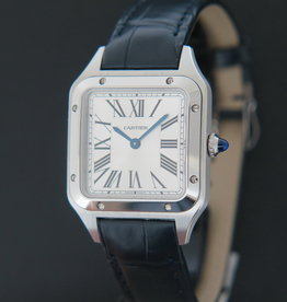 Cartier Santos-Dumont Steel Small NEW WSSA0023