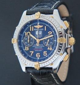 Breitling Crosswind Special Gold/Steel B44356