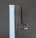 Breitling Breitling Leather Strap 22-18mm with buckle