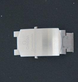 Omega Speedmaster Folding Clasp Steel 20 mm NEW