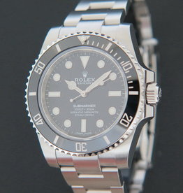 Rolex  Submariner No Date 114060 NEW