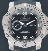 Corum Corum Admiral's Cup Seafender 48 Deep Hull