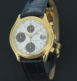 Baume & Mercier Baumatic Gold Chronograph