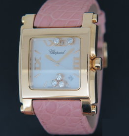 Chopard Happy Sport Square Yellow Gold 28/3570