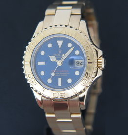 Rolex  Yacht-Master Lady 29mm Yellow Gold