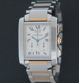 Cartier Tank Francaise Chronograph 2653